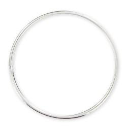 Anneau 20 mm en argent 925 pendentif ou connecteur