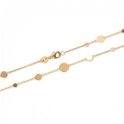 Bracelet en plaqué or 18 carats bijou tendance